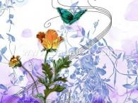 زهور كلاسيكية-3374