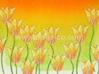 زهور صفراء-3377
