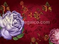 زهور بنفسجية-3379