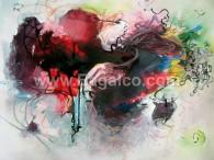 لوحة ملونة-3403